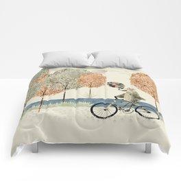 dashing mr tweet Comforters