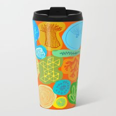 Sea Metal Travel Mug