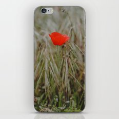 Alone iPhone & iPod Skin
