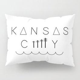 Downtown Kansas City Pillow Sham