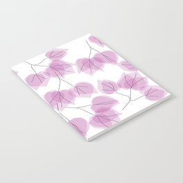 BOUGAINVILLEA Notebook
