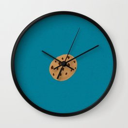 Cookie Wall Clock