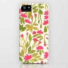 Garden iPhone (5, 5s) Slim Case