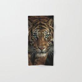 Eye of the Tiger Hand & Bath Towel