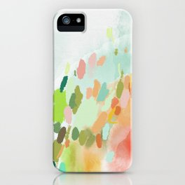 We ate watermelon iPhone Case