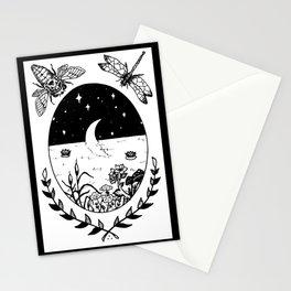 Moon River Marsh Illustration Stationery Cards