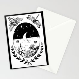 Moon River Marsh Illustration Stationery Cards