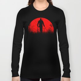 Geralt of Rivia - The Witcher Long Sleeve T-shirt