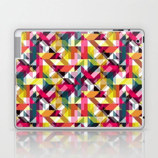 Aztec Geometric VII Laptop & iPad Skin