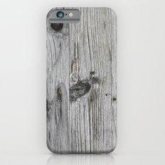 Wood Slim Case iPhone 6