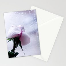 Waiting in the Rain  Stationery Cards
