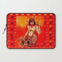 Mileena Halloween Red Original Laptop Sleeve