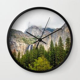 Bond With Nature Wall Clock
