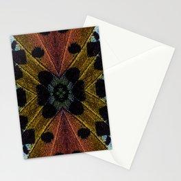 Butterfly Garden Vortex Stationery Cards