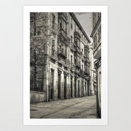 Oviedo memories Art Print