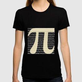 pi Tshirt T-shirt