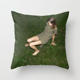Walking can Improve your Energy, Stamina and reduce Stress Throw Pillow