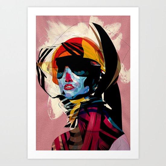 51112 Art Print