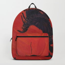 Dancing Poppy Backpack