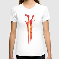 final fantasy T-shirts featuring Final Fantasy VIII by GIOdesign
