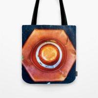dot Tote Bags featuring dot by Cansu Girgin