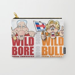 Wild Bill & Hillary Carry-All Pouch