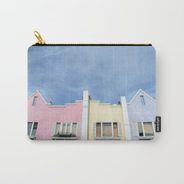 Santa Monica Pastels Carry-All Pouch
