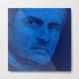 Jose Mourinho / Chelsea FC – Poly Metal Print