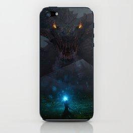 Swamp Dragon iPhone Skin