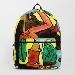 Topsy Turvy Backpack