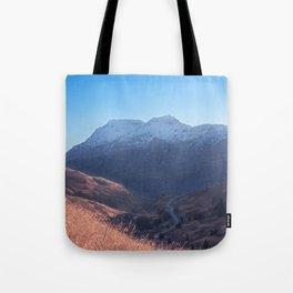 Fall in Alaska Photography Print Tote Bag
