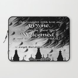 Six of Crows - Leigh Bardugo Laptop Sleeve