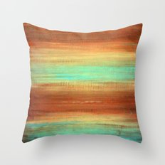 Private View Throw Pillow