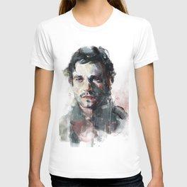 L'uomo dal fiore in bocca T-shirt