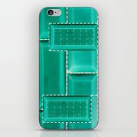 architecture iPhone & iPod Skins featuring ARCHITECTURE by BIGEHIBI