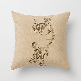 Prosperity Harmony Balance Throw Pillow