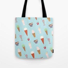 Ice Cream Madness Tote Bag
