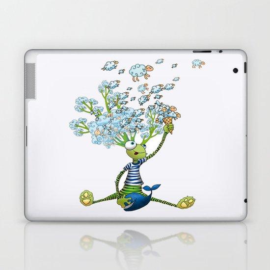Misty mind Laptop & iPad Skin