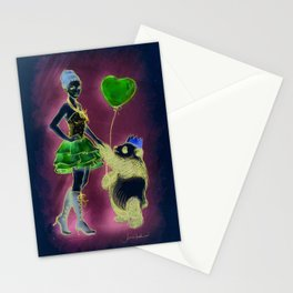 Royal Treatment Stationery Cards