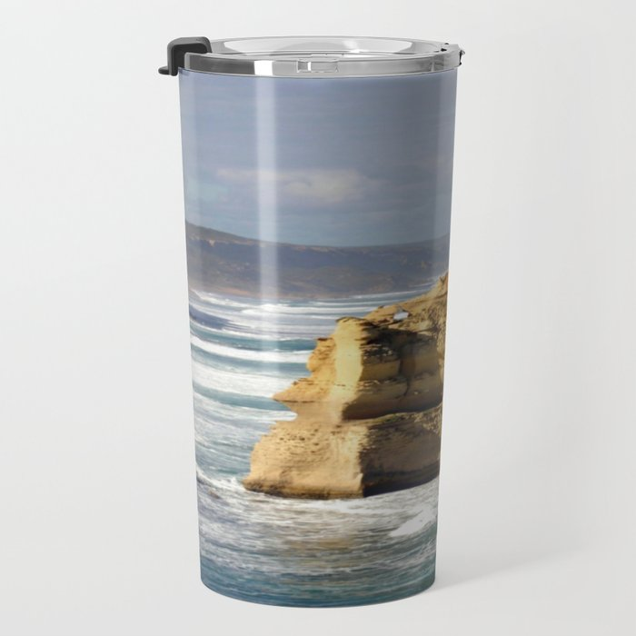 Key hole Rock Travel Mug