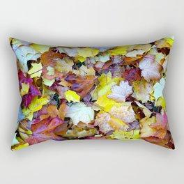 Dry leaves Rectangular Pillow