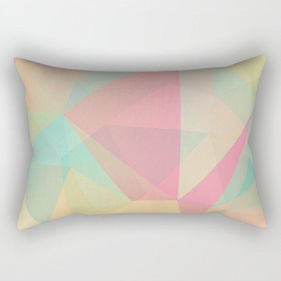 Geometric XVIII Rectangular Pillow