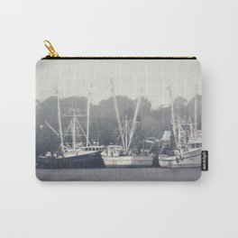 Shrimp Boats Carry-All Pouch
