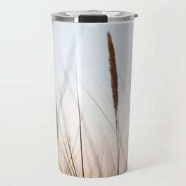 Beach grass III | Calm natural fine art print | Netherlands Travel Mug