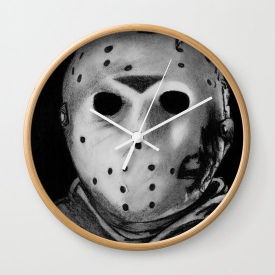 The Camper Wall Clock