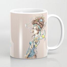 Birdbrain Coffee Mug