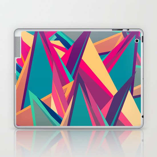 Triangles Intensive (Full) Laptop & iPad Skin