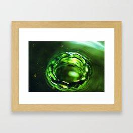 Splash #1 Framed Art Print