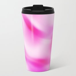 pink smooth Travel Mug