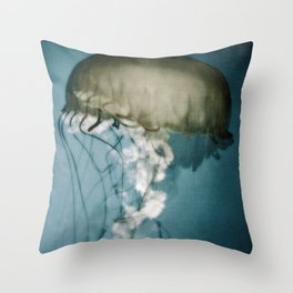 Sea Lantern Throw Pillow